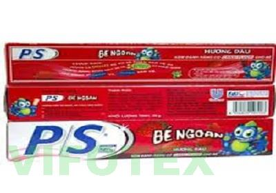 Toothpaste P/S Kids Strawberry