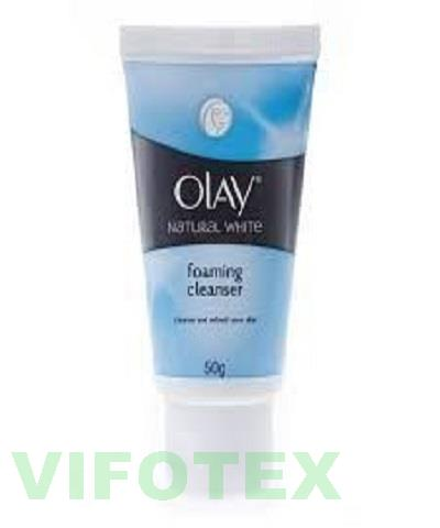 Olay Nature White Foamy Cleanser 50g