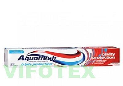 Toothpaste Aquafresh
