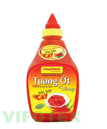Trung Thanh Hot Chili Sauce