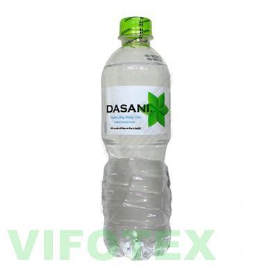 Mineral water Dasani