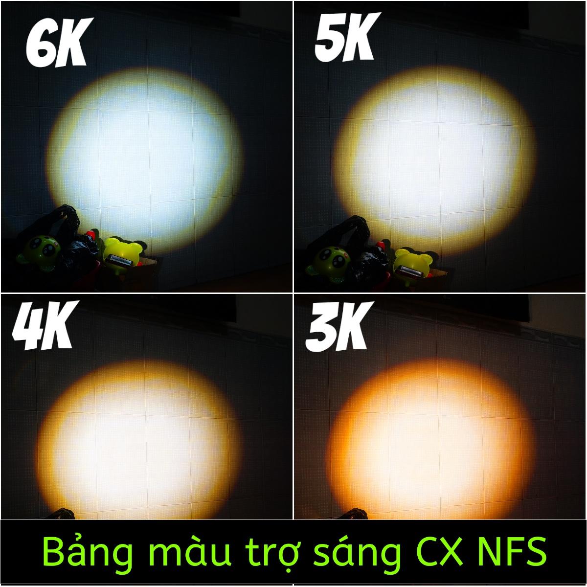 CX40 Wide V7 ( chiếu rộng )