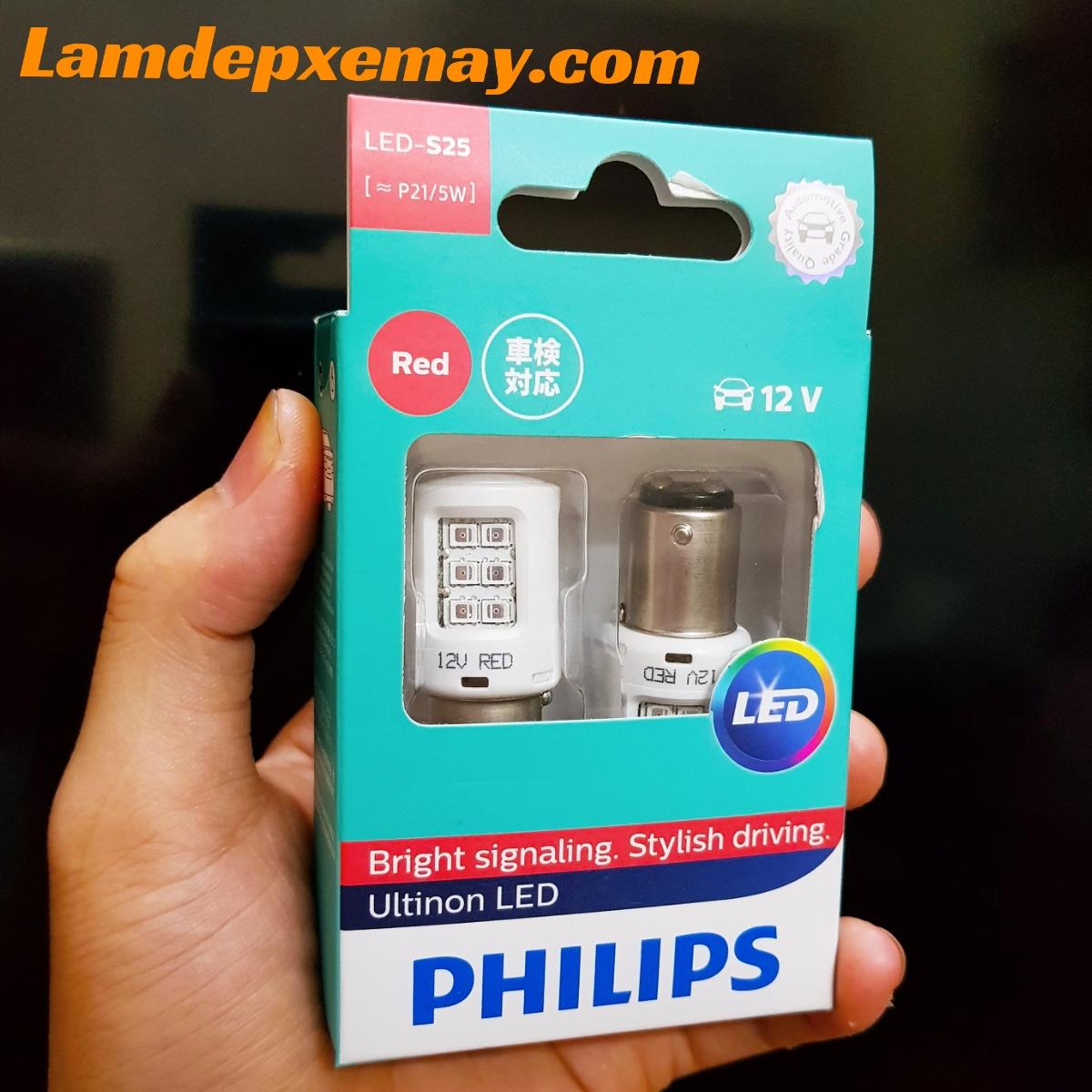 Lái + stop Philips ( bỏ mẫu )