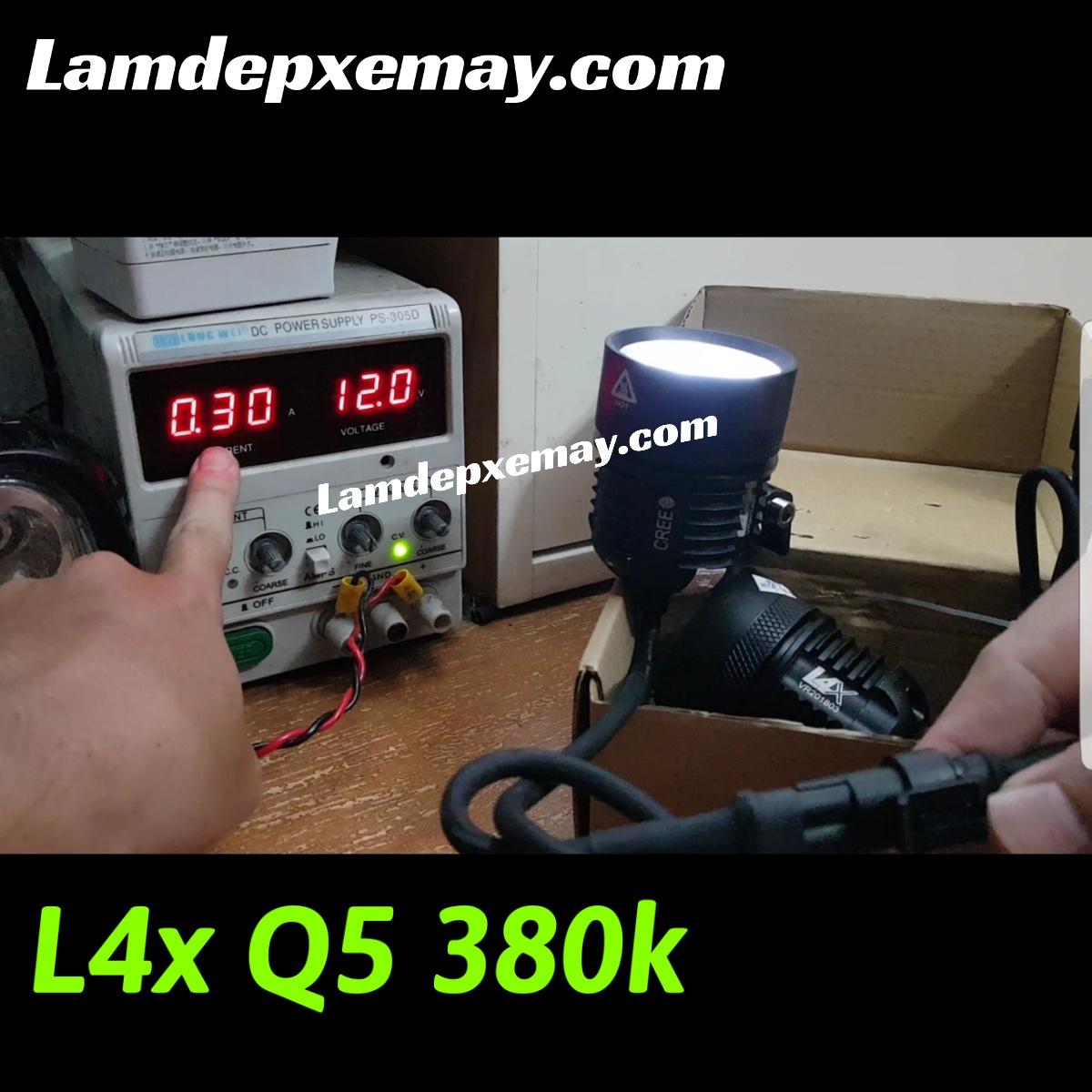 L4x T6 công suất thấp