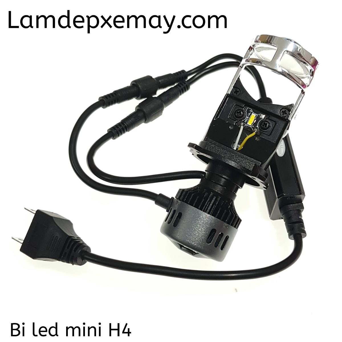 Bi led mini H4