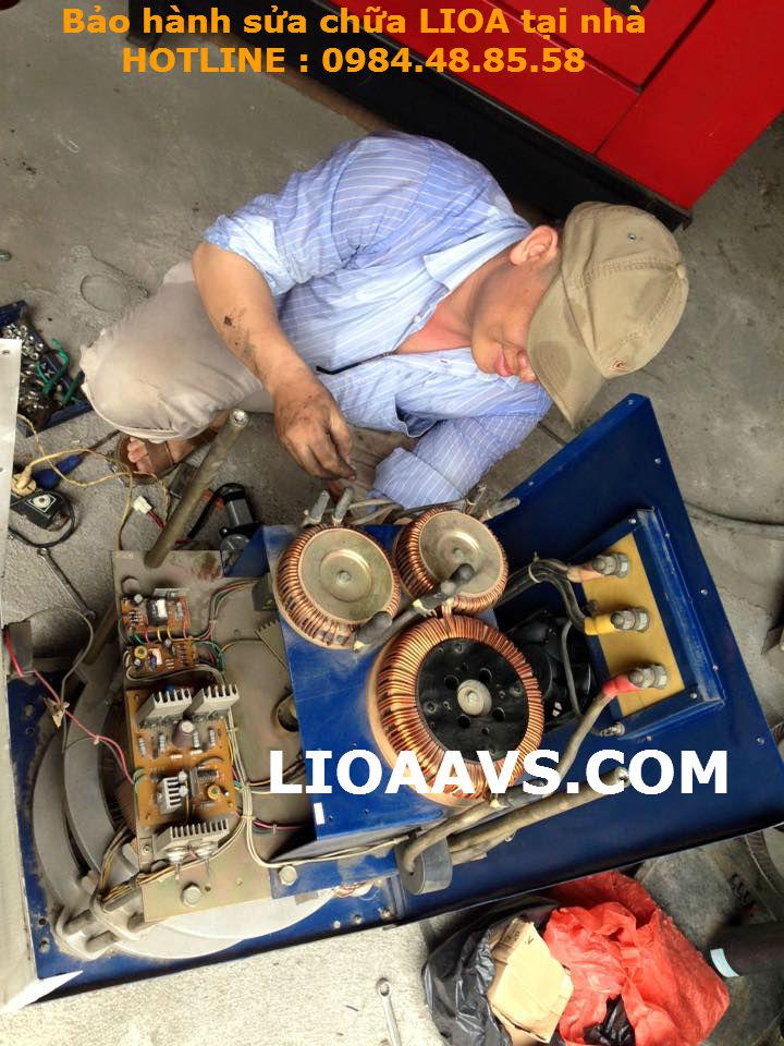 Trung tâm bảo hành ổn áp lioa tại quang trung hà đông , sửa chữa lioa