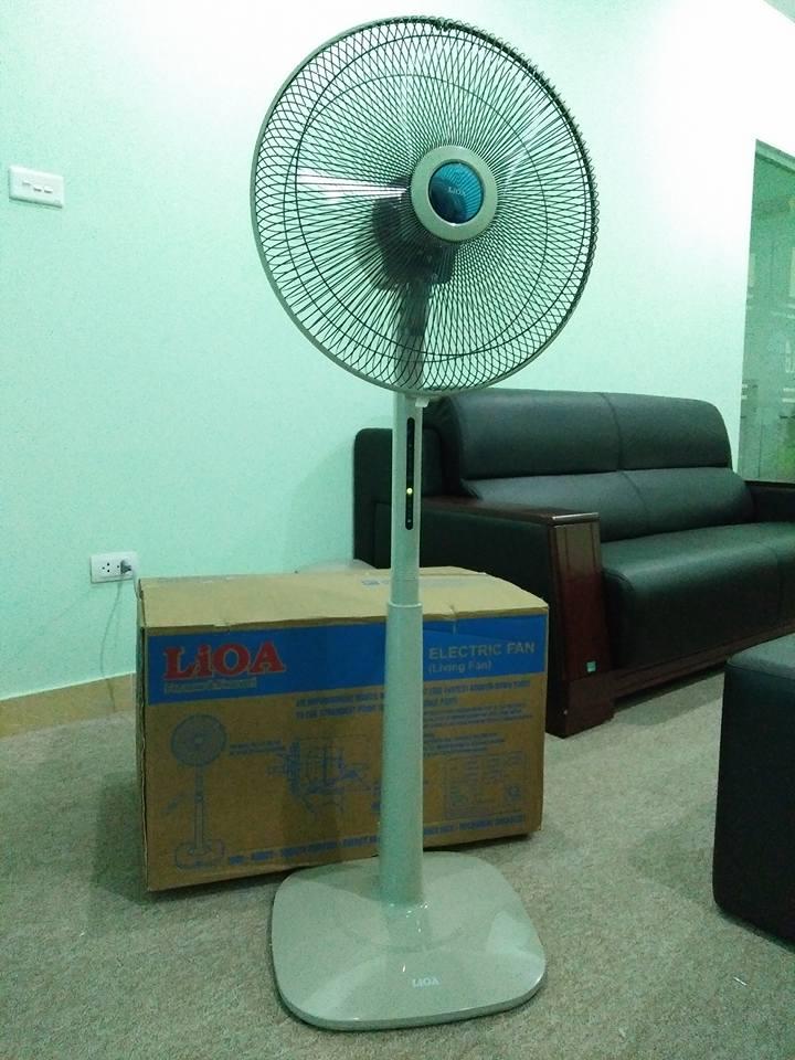 Quạt điện lioa dùng cho phòng khách
