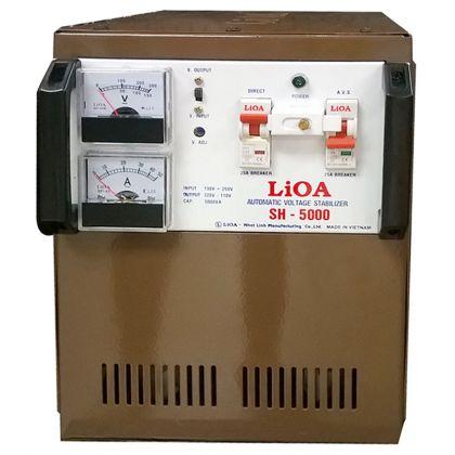 ỔN ÁP LIOA 5KVA(130V-250V)