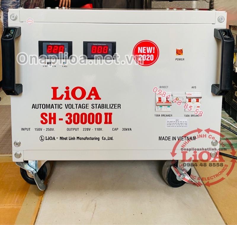 lioa 30kva 1 pha sh-30000ii