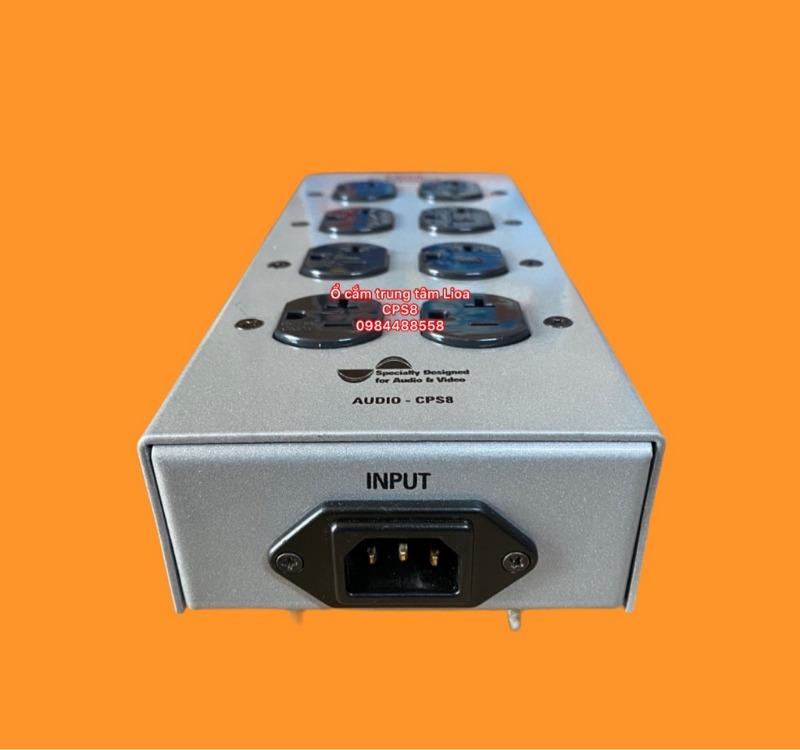 ổ cắm trung tâm lioa dùng cho audio