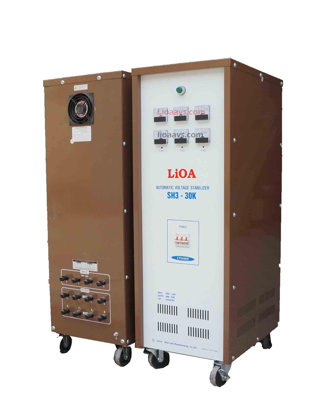 LIOA 30KVA/3PHA(260V-430V)