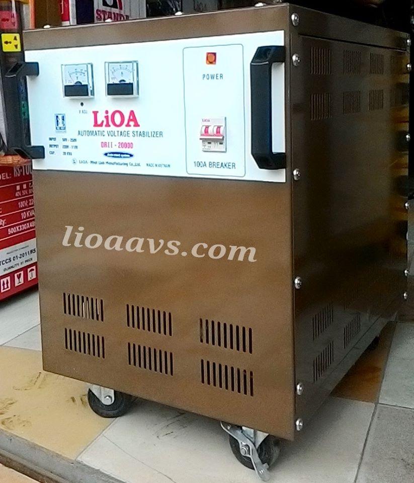 LIOA 20KVA DẢI 50V , LIOA DRII-20000