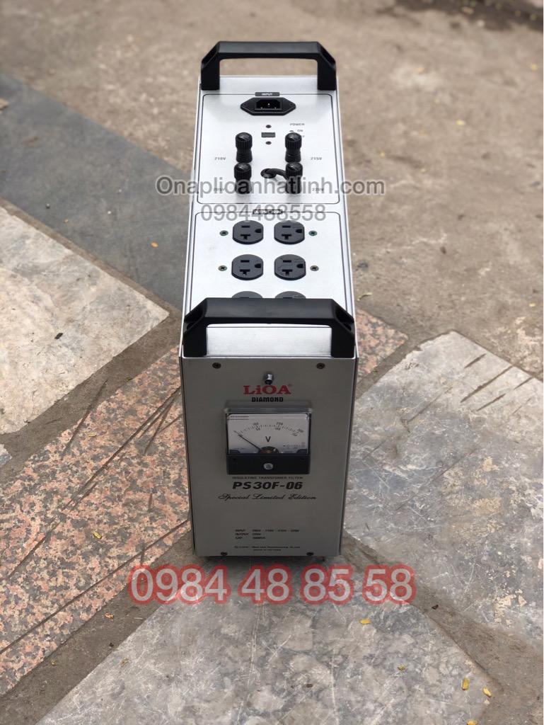 Biến áp Lioa PF30F-06