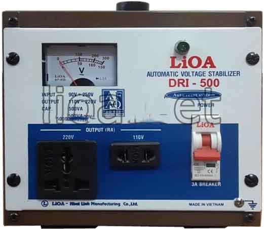 Ổn áp lioa DRI- 500