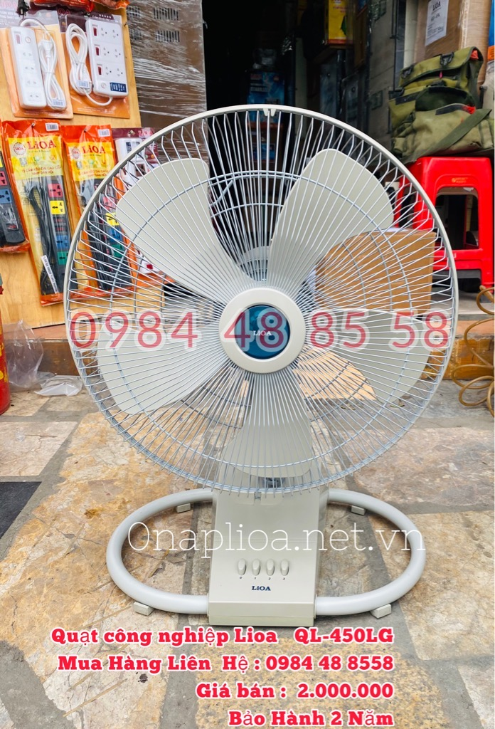 Quạt điện công nghiệp Lioa QL-450LG