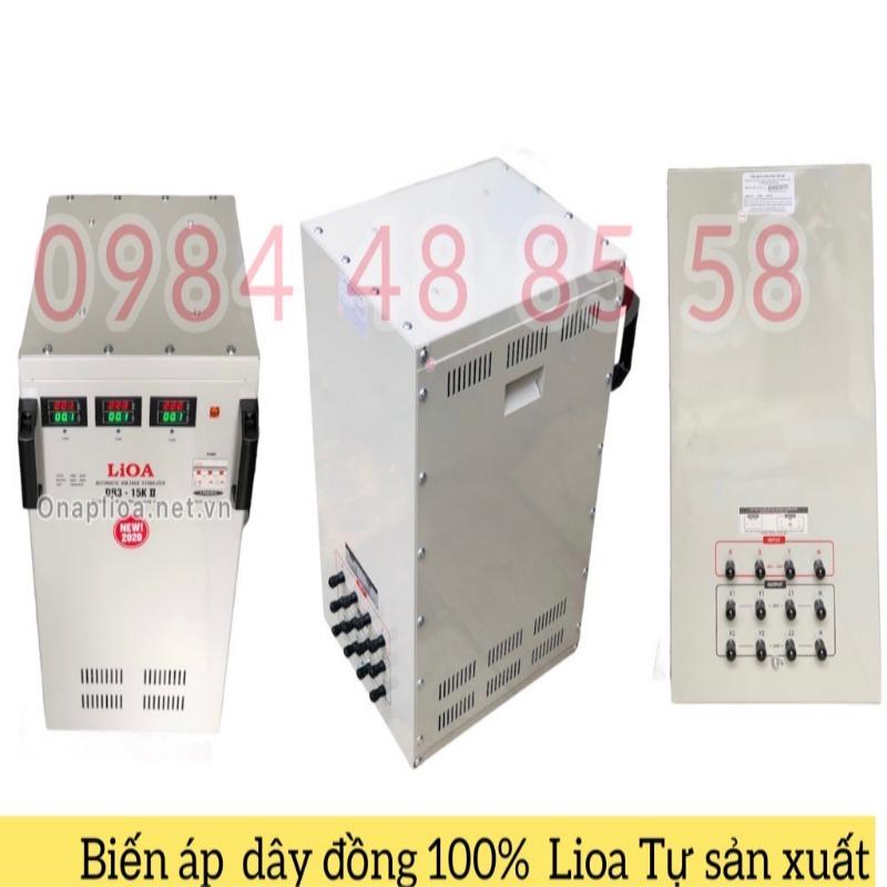 lioa 3 pha 15kva . DR3-15K II
