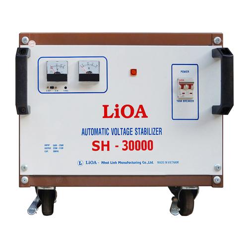 ỔN ÁP LIOA 30 KVA/1PHA(130V-250V)