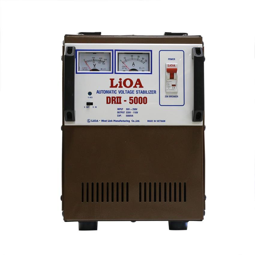 LIOA 5KVA/1PHA(50V-250V)