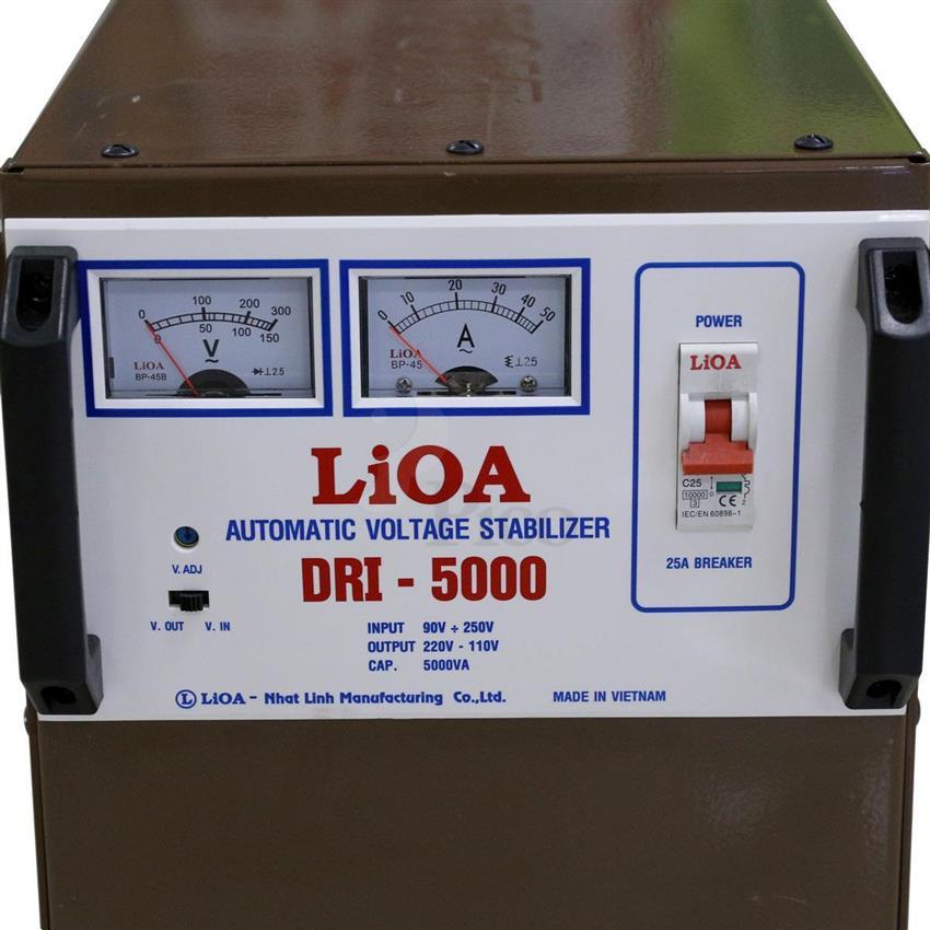 LIOA 5KVA/1PHA(90V-250V)