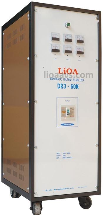 Ổn áp lioa DR3-60K