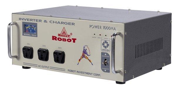 KÍCH ĐIỆN ROBOT 500VA (Ô TÔ 24V DC )
