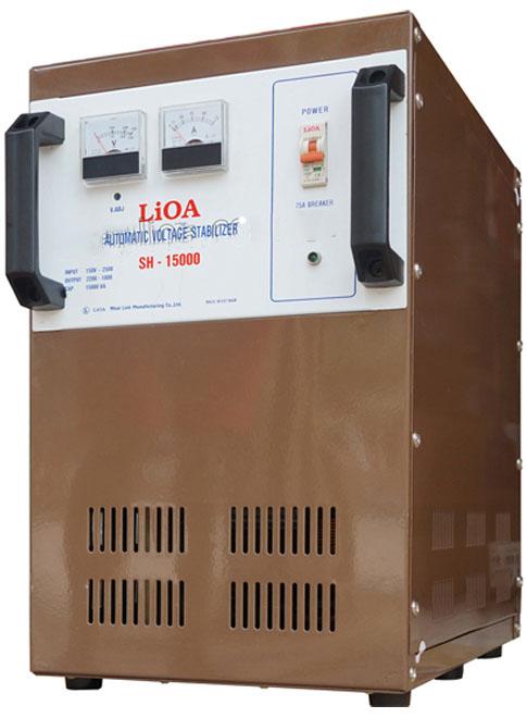 ổn áp LIOA 15kva ( 150-250)