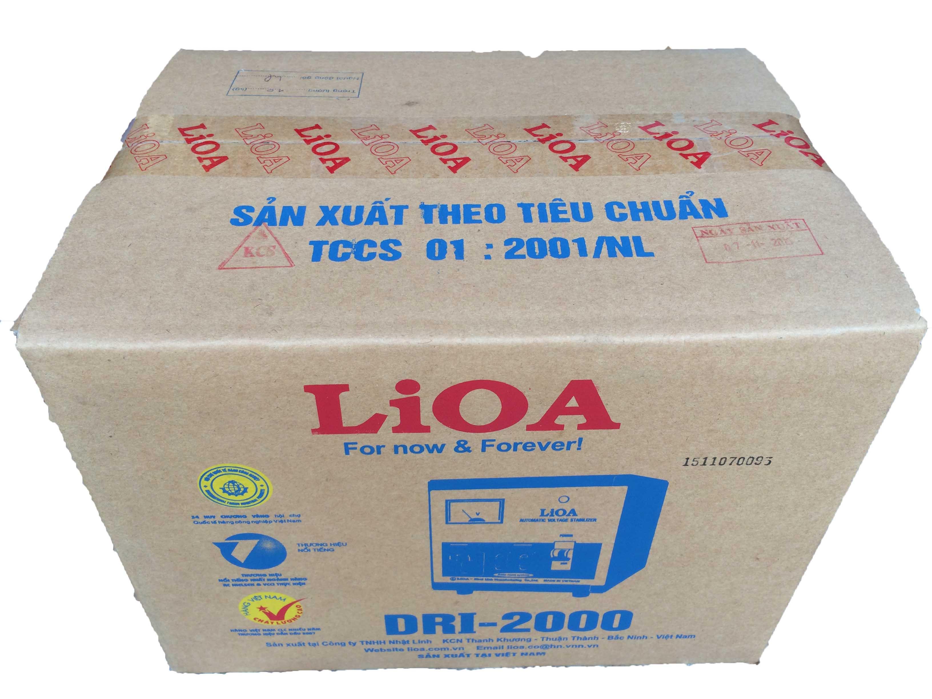 LIOA DRI - 2000