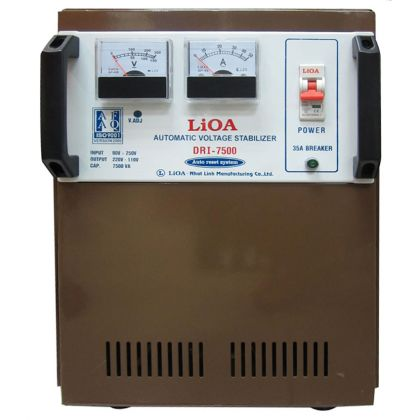 LIOA 7,5KVA/1PHA(90V-250V)