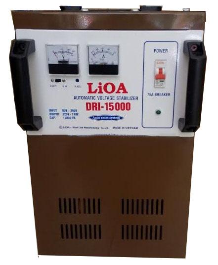 LIOA 15KVA/1PHA(90V-250V)
