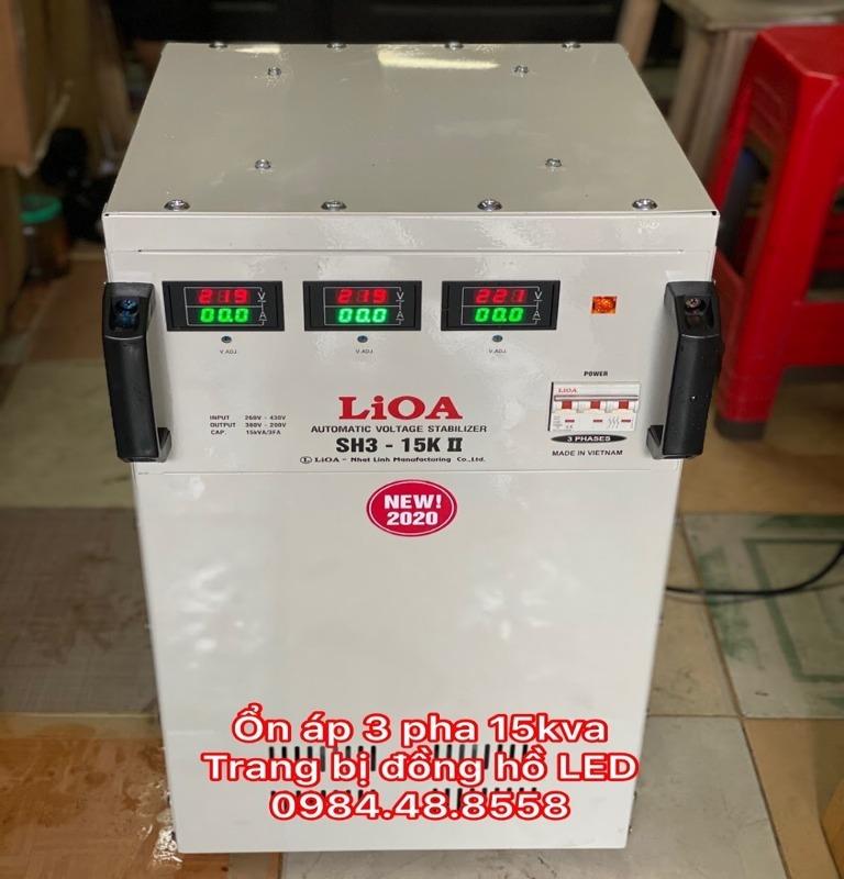 LIOA 15KVA 3 PHA