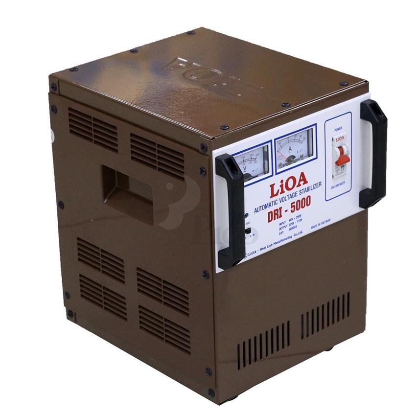 Ổn áp lioa 5kva DRI-5000