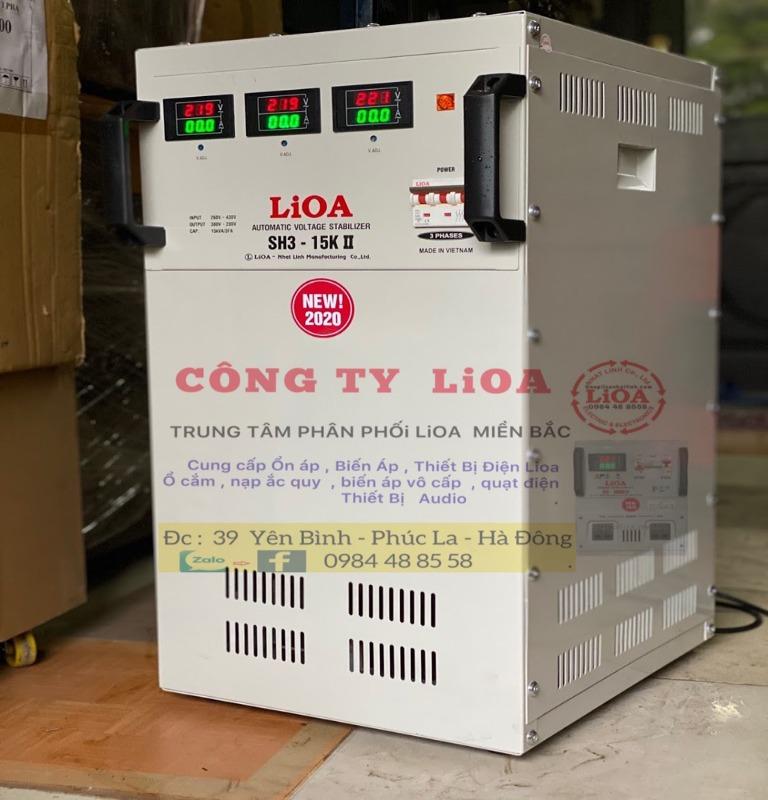LIOA SH3-15K II