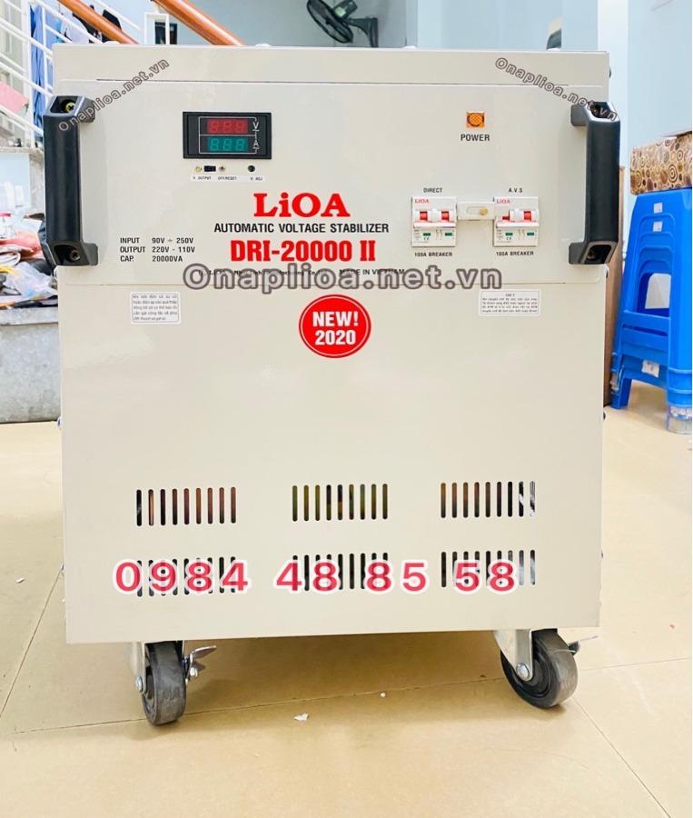 LIOA DRI-20000II , LIOA 20KVA , LIOA 20KW