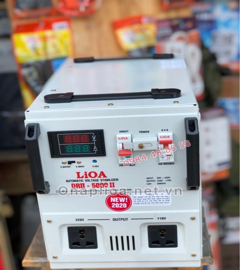 LIOA DRII-5000II