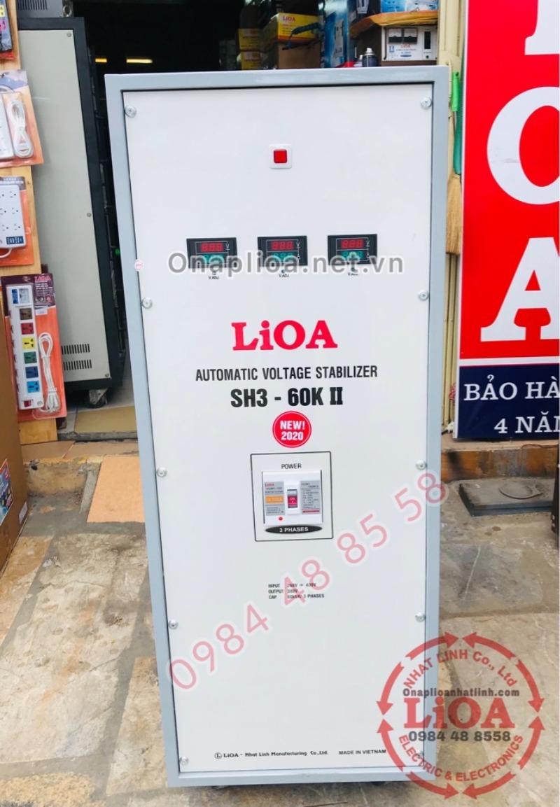 lioa sh3-60kii