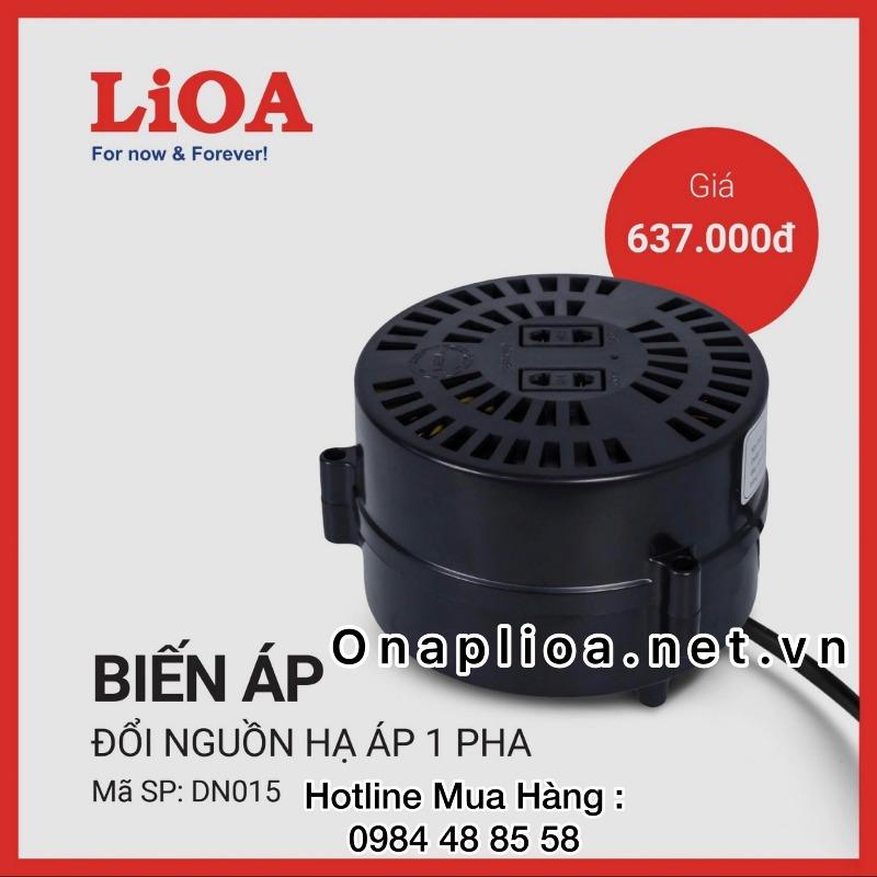 đổi nguồn lioa 1500w