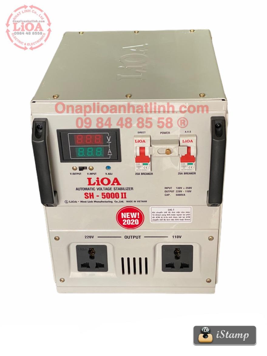 LIOA SH-5000II