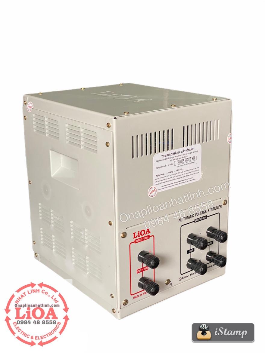 LIOA 5KVA ( ỔN ÁP LIOA SH-5000II )