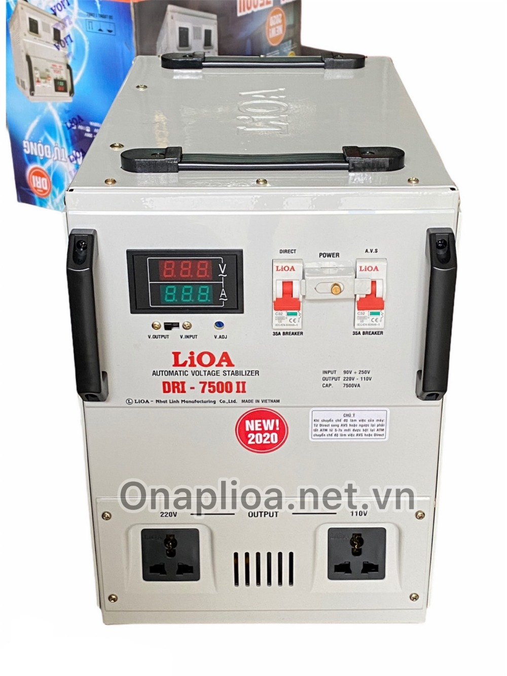 ON AP LIOA DRI-7500II