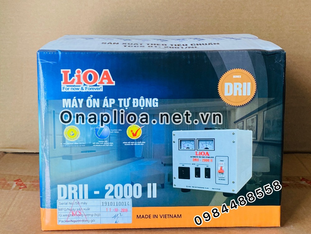 lioa 2000w