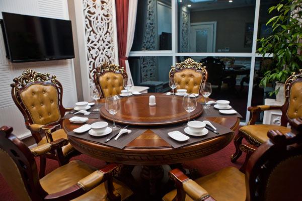 Phòng Ăn Vip 1