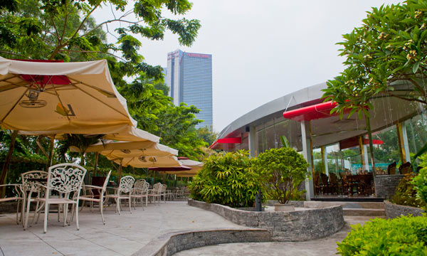 Phong cảnh Nhà hàng Lộc Việt