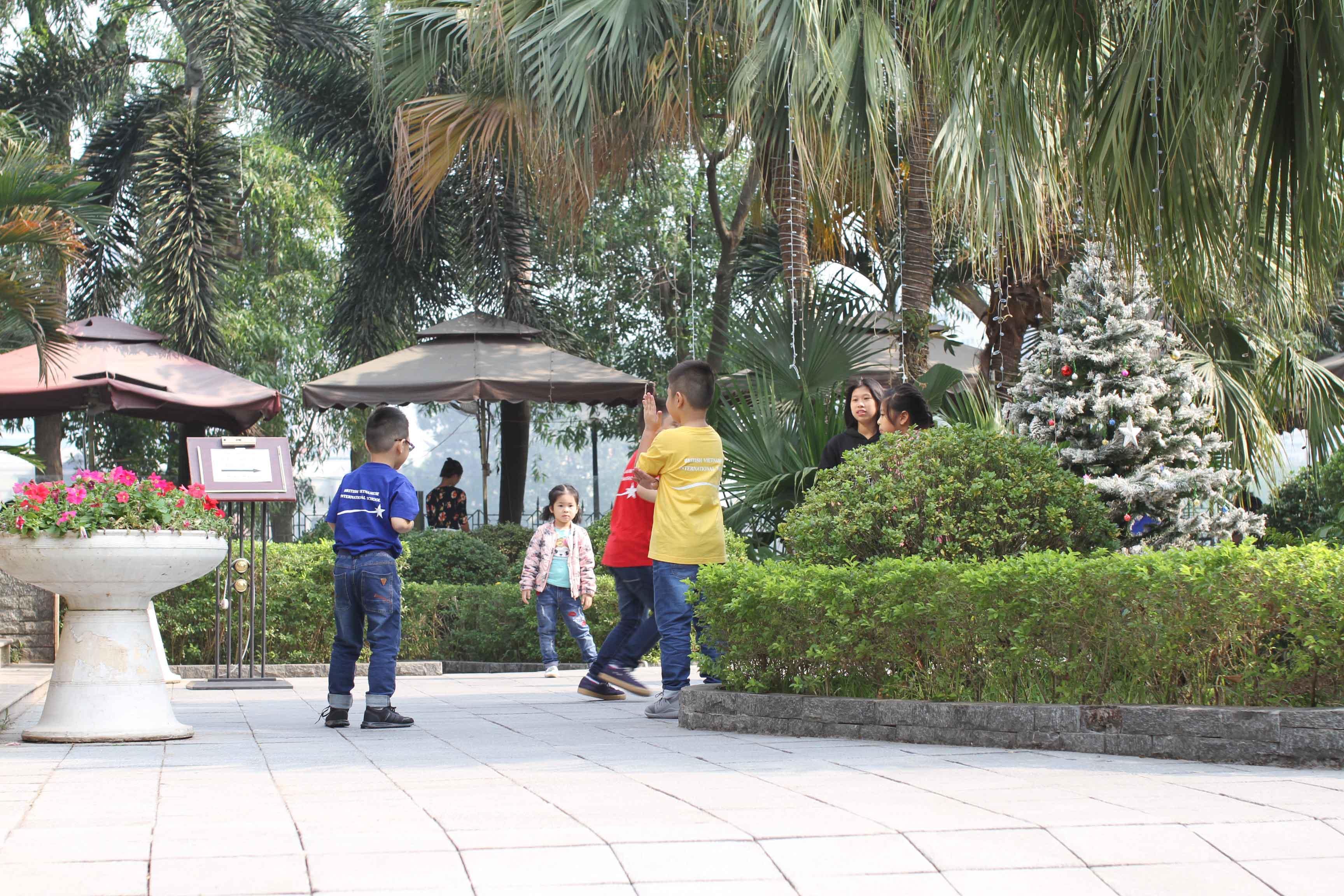 khu vui chơi trẻ con