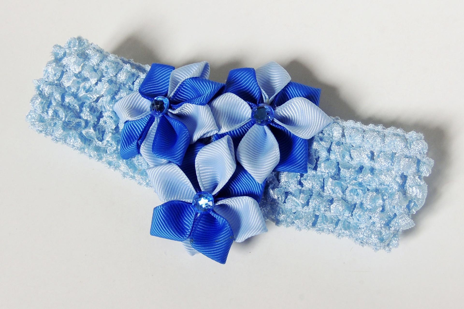Băng đô handmade cho bé gái
