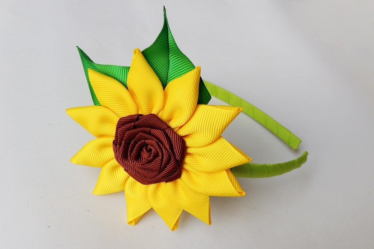 Bờm handmade cho bé gái