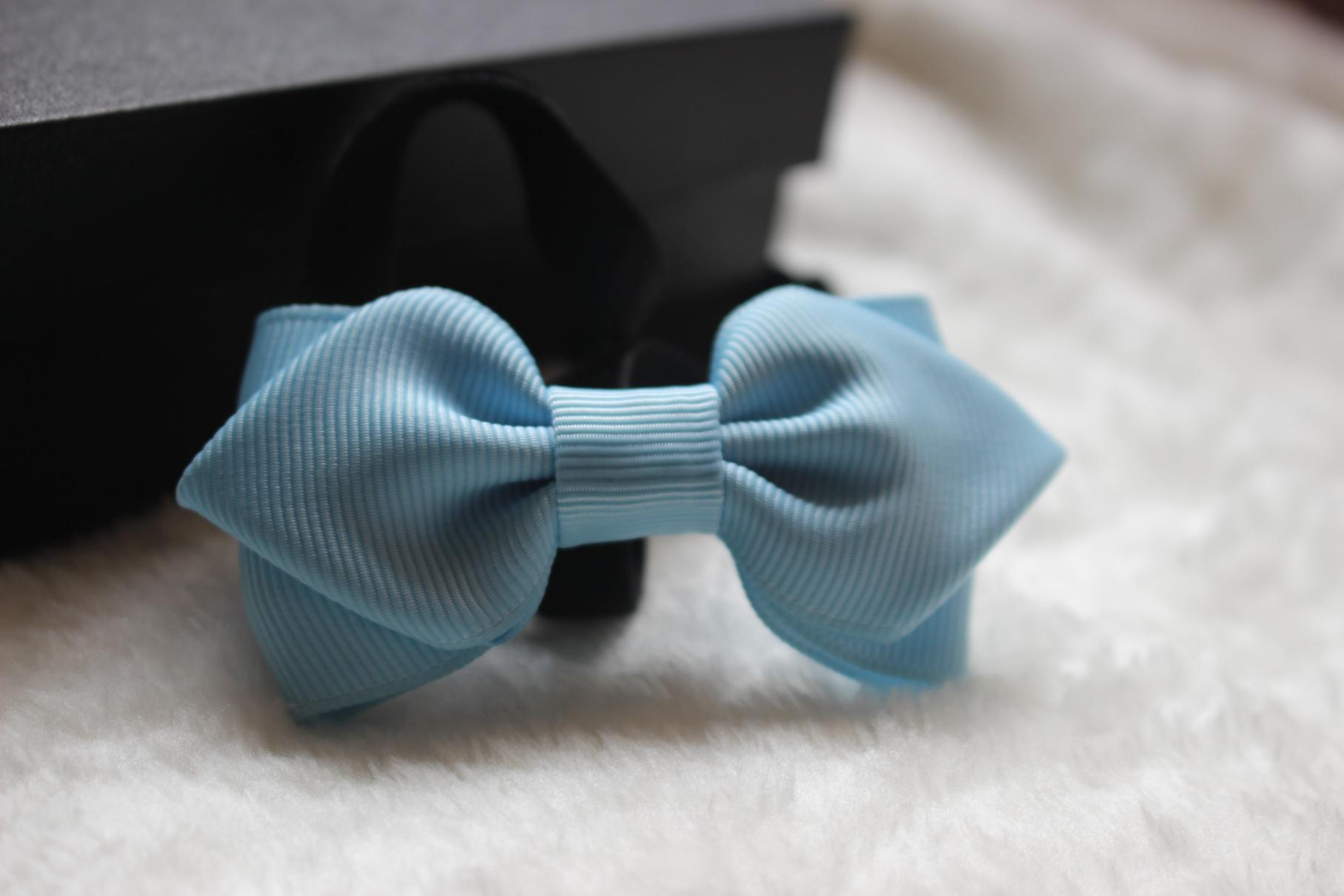 Nơ cổ handmade cho bé trai/ Bowtie/ Necktie