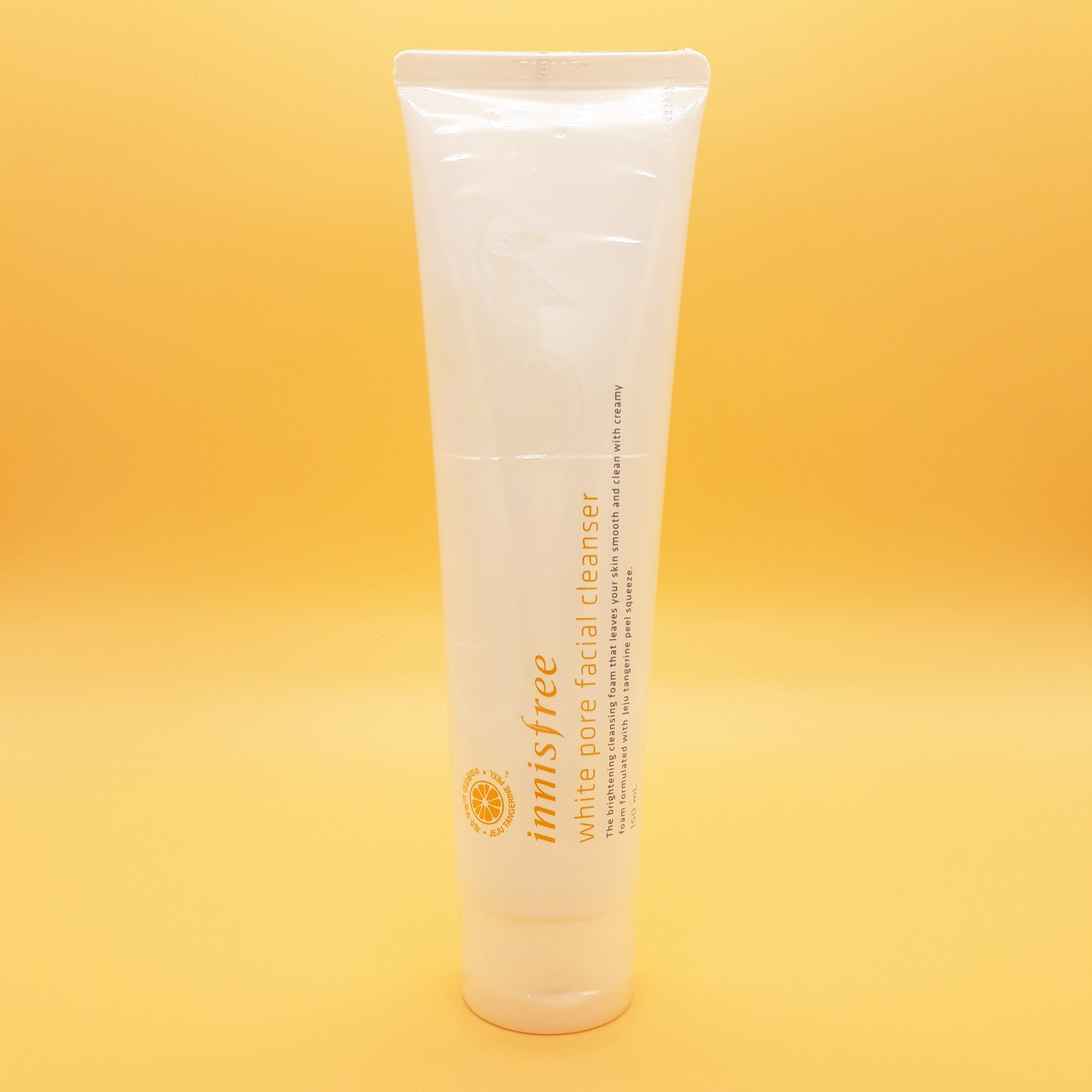 [REVIEW] SỮA RỬA MẶT INNISFREE WHITE PORE FACIAL CLEANSER