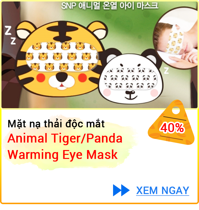 Innisfree Warming Eye Mask