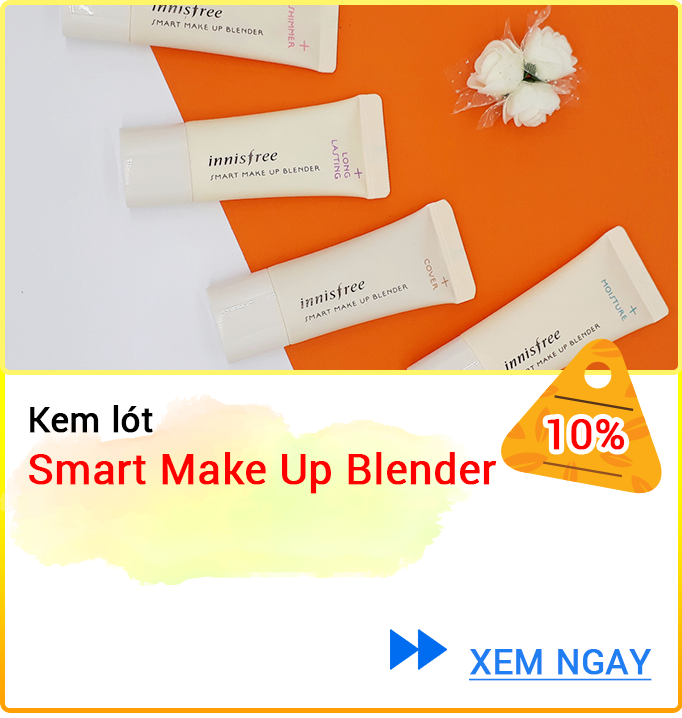 Innisfree Smart Make Up Blender