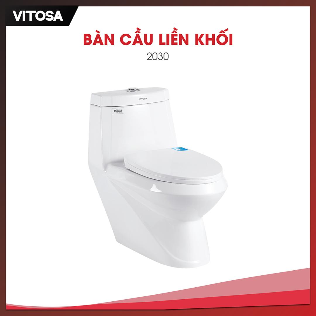 Bàn cầu một khối VT-2030